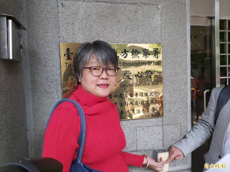 針對韓國瑜匯款600萬給王小姐,黃光芹認為關鍵在於李佳芬是否知情。(資料照)