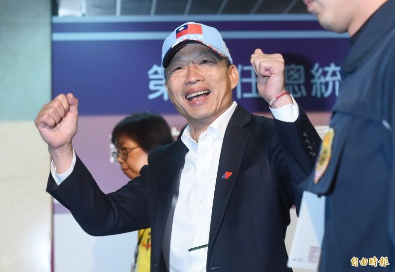 訴求罷韓的「we care 高雄大遊行」與挺韓的「南方崛起高雄光榮遊行」,將在本週六(21日)同日登場。(資料照)