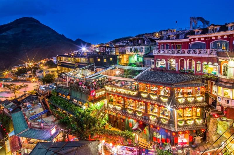 根據調查,有57.3%的日本受訪者表示,今後想來台灣,並有66.8%的人認為應優先加強兩國的觀光交流。(新北市政府觀光旅遊局提供)