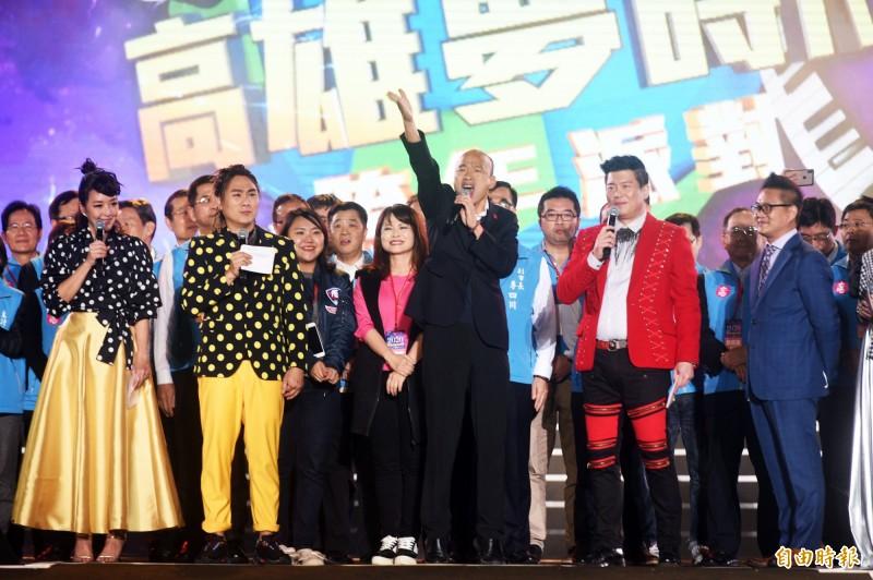 漏網鏡頭!韓衝跨年晚會惹怒火 群眾中指、噓聲伺候