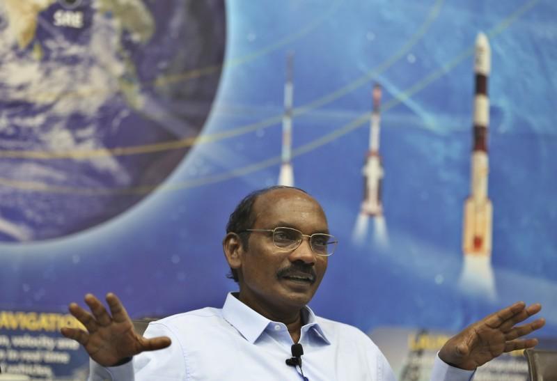 印度航太機構ISRO今(1)日宣布,第3次登月任務已獲得批准。(美聯社)