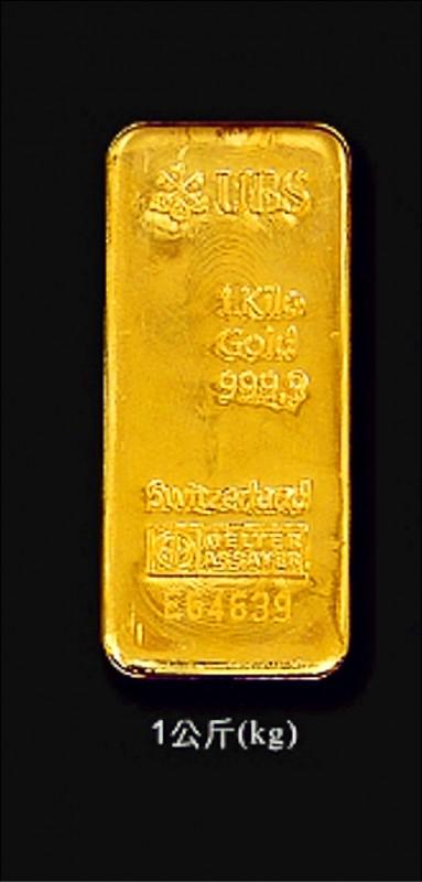 金條詐騙案 台銀黃金條塊來自瑞士刻老字號 三支鑰匙 標記 社會 自由時報電子報