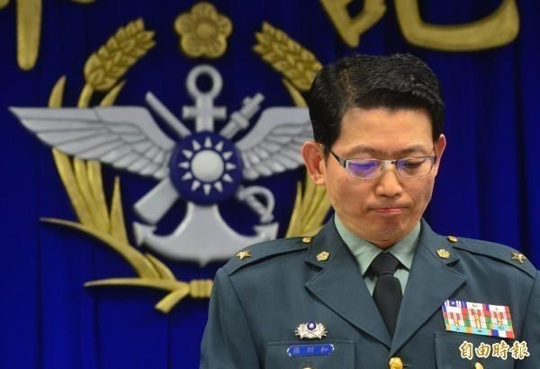 國防部前發言人羅紹和再度發長文,悼念政戰同學于親文與陸官學弟洪鴻鈞。(資料照)