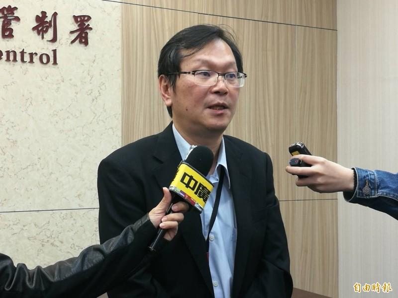 疾病管制署副署長莊人祥說,中國武漢市爆發的不明原因肺炎,無法排除可能是新型冠狀病毒。(資料照)