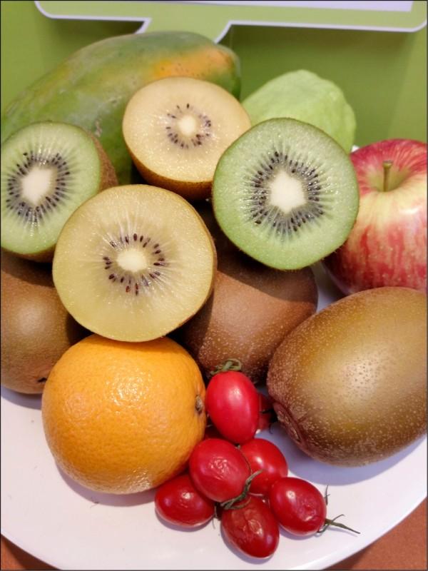 多吃蔬果抗氧化,有益眼睛健康。(資料照)