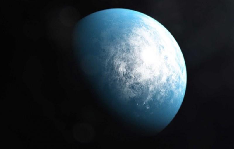 NASA的「凌日系外行星巡天衛星(TESS)」,發現了任務中首個潛在可居住行星,該星球和地球差不多大,距離在100光年左右。(圖擷自NASA Exoplanets推特)