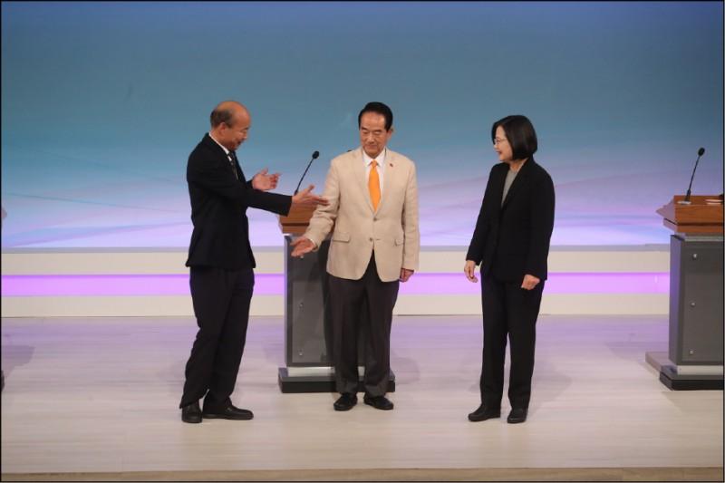 紐時、TIME︰台灣大選充斥假新聞、性別歧視