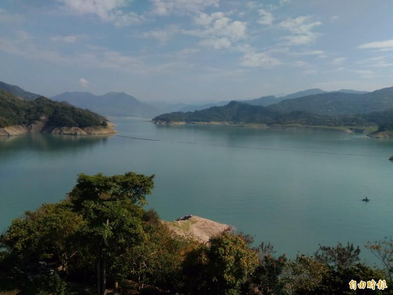 在台南通往曾文水庫的山區楠西區,是韓國瑜唯一贏過蔡英文的行政區。(記者蔡文居攝)