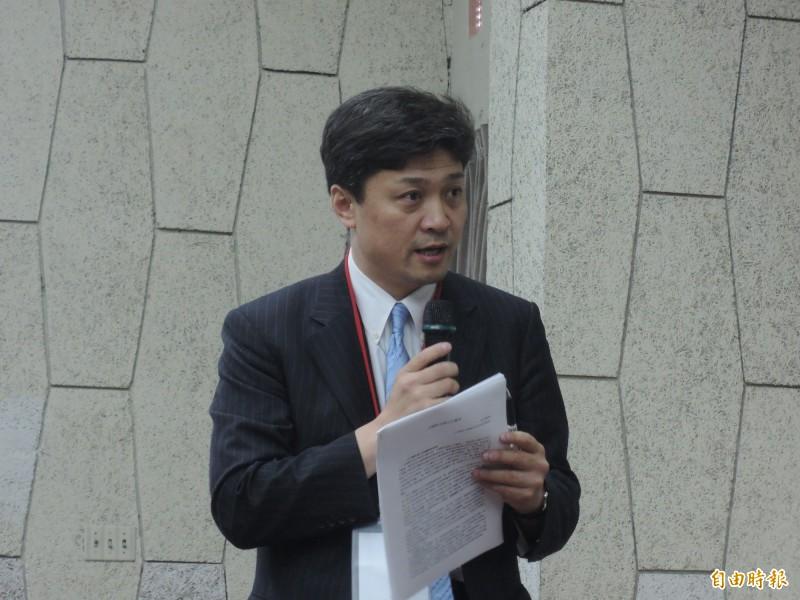 2020總統大選結果昨揭曉,總統蔡英文以史上最高的817萬票成功連任,日本東京大學教授松田康博在接受外媒訪問時表示,許多台灣民眾反感所謂的一國兩制。(資料照)
