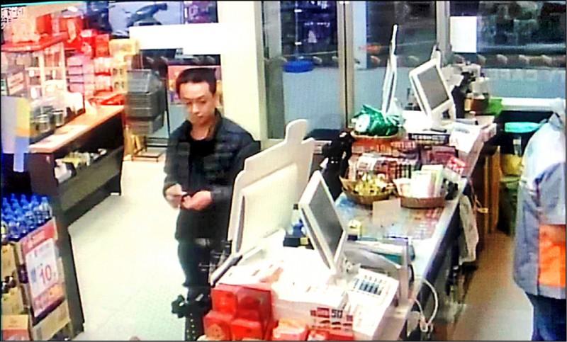 45歲男子林國平涉嫌殺害26歲鄧姓女華僑後分屍。(記者王冠仁翻攝)