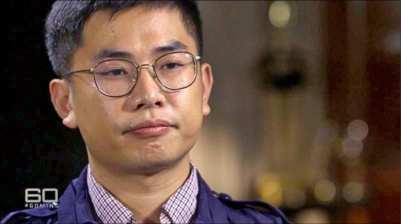 自稱中國間諜的王立強向澳洲媒體爆料,他在香港、台灣與澳洲從事滲透工作。(圖擷自網路)
