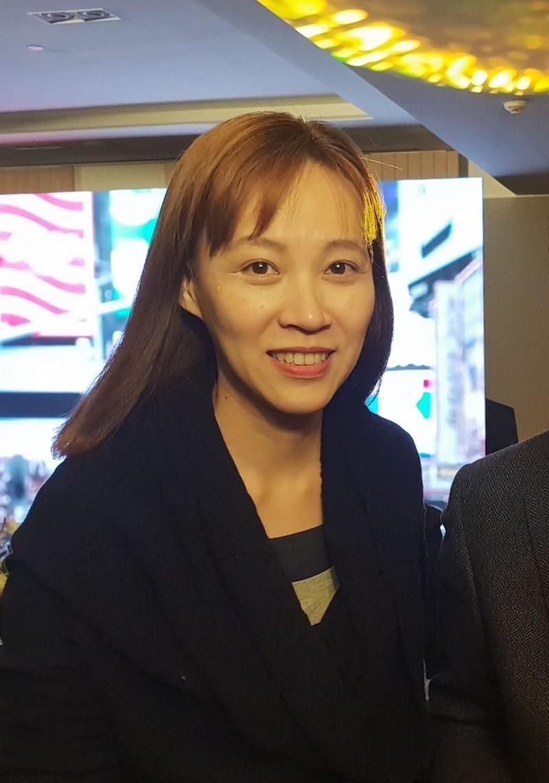 財經專家胡采蘋昨(14)日於臉書發文分享,表示這次選舉是一段從低谷掙扎求生的經驗,也是生命中難忘的經驗。(翻攝自臉書)