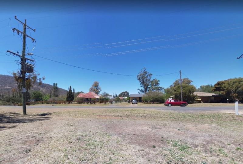 澳洲小鎮馬魯蘭迪已3年未下大雨,河流乾涸,深受乾旱問題所擾。(圖擷自Google地圖)