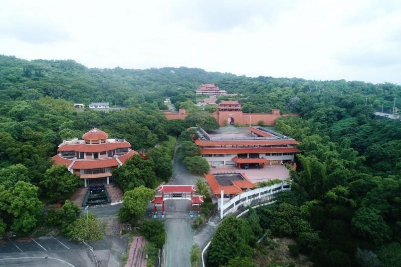 花壇鄉目前進行第4次都市計畫通盤檢查,台灣民俗村的土地屬於非都市山坡地保育區遊戲用地。(李泳昌提供)
