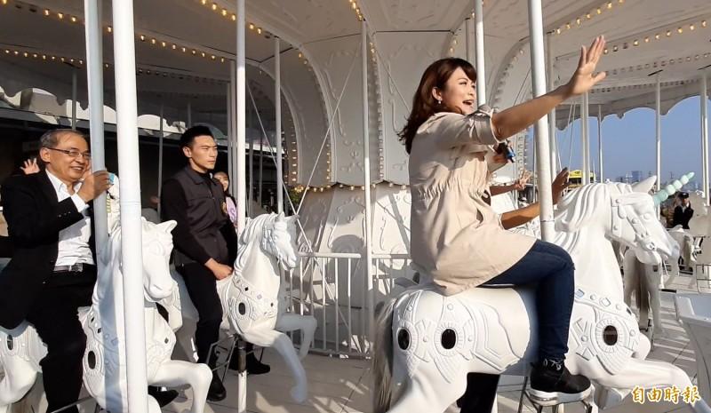 在本次大選中負責韓國瑜维安工作,因外型酷似吳彥祖而一夕爆紅的林政宏,個人IG因太多粉絲追蹤而改設公開。(資料照)