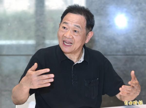 台大教授李錫錕。(資料照)