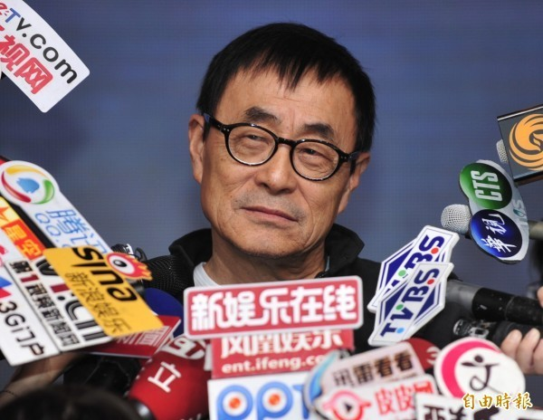 劉家昌痛批共產黨對台光說不練,宣布將籌組「中國臺灣反共黨」。(資料照)
