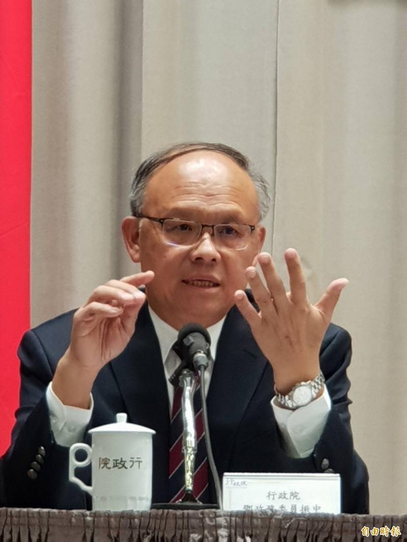 政府盼推動石化產業輸出東南亞,政務委員鄧振中認為石化產業是很好的候選產業。(資料照,記者李欣芳攝)