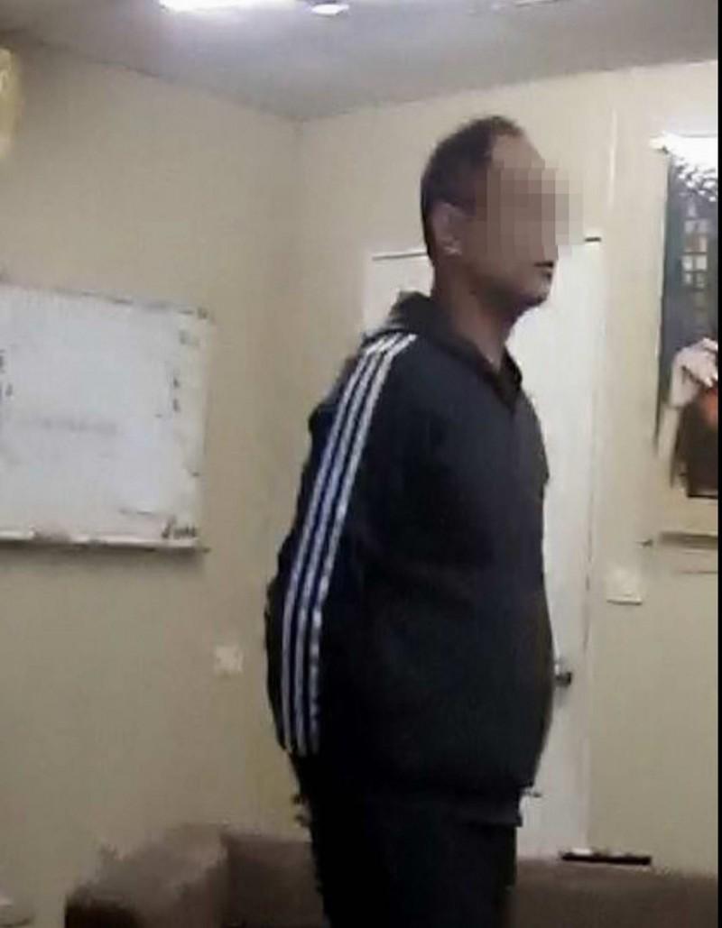 劉男涉嫌打群架滋事被警方查獲,將他與同夥等人依刑法新修正法條送辦,可能創下首例。(記者湯世名翻攝)