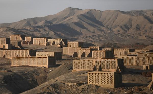 中國新疆今晚發生規模6.4強震,目前還沒有傳出傷亡消息。(歐新社檔案照)
