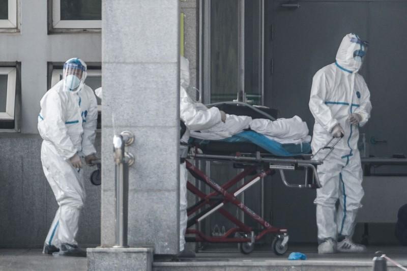 中國武漢爆發新型冠狀病毒引起的肺炎(2019-nCoV)迅速擴散,武漢、四川、雲南、上海、山東、廣西等地都有確診病例,泰國、日本和南韓也通報發現病例。(法新社資料照)