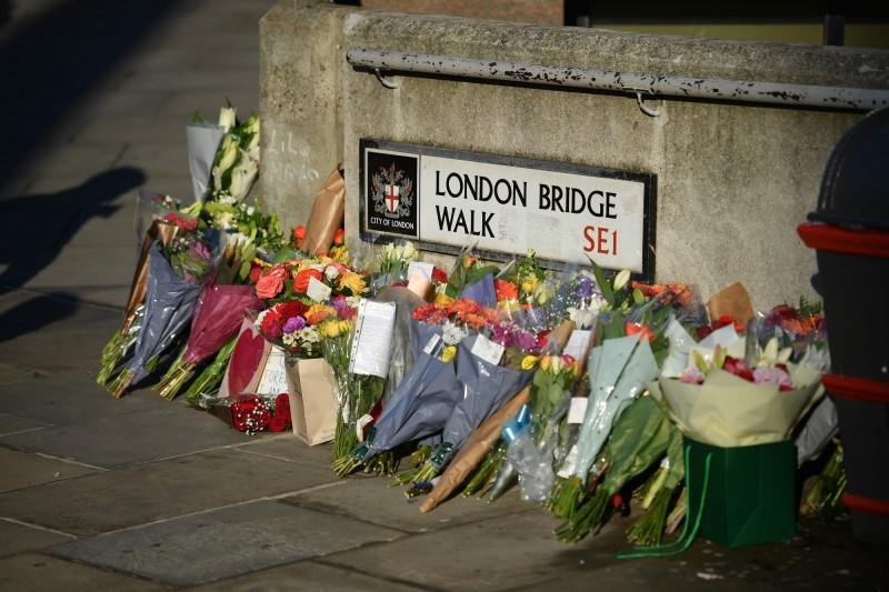 倫敦橋恐攻之後,英國政府將修訂新的恐攻法。(法新社)