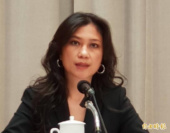 行政院發言人谷辣斯.尤達卡(Kolas Yotaka)表示,WHO始終把台灣排除在外,就是一個錯誤。(資料照,記者李欣芳攝)