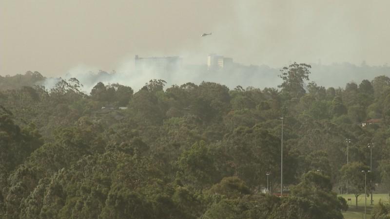 澳洲大火直到上週才得以緩解。圖為示意圖。(路透)