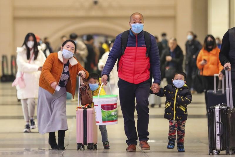 防疫!武漢宣布全市交通停運! 封閉機場、火車站