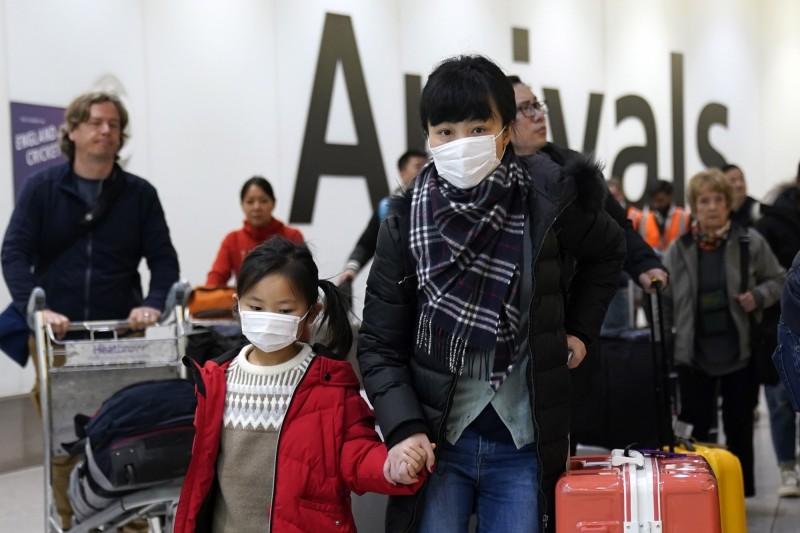 南韓今出現第2例武漢肺炎確診病例。圖為示意圖。(歐新社)