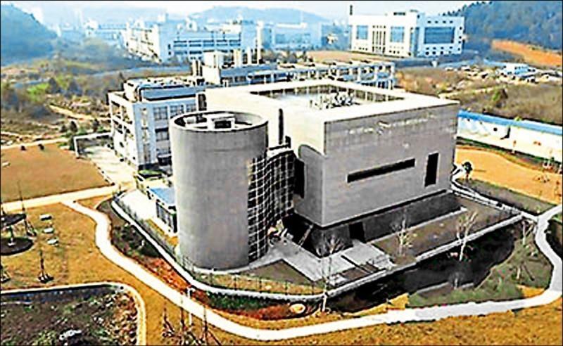 簡稱「武漢P4病毒實驗室」的中國科學院武漢國家生物安全實驗室,是中國首座生物安全第四等級的實驗室。(圖擷取自網路)