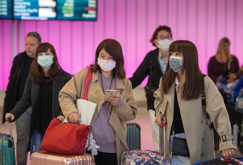 武漢肺炎疫情擴散,美國出現第3例確診。(法新社)