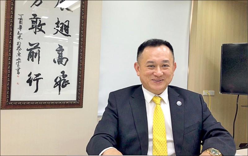 泰國台灣商會聯合總會(TTBA)榮譽總會長、泰國外國商會聯合總會(JFCCT)主席康樹德。
