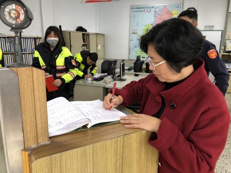 疫情升溫,彰化縣長王惠美宣布取消大年初六新春團拜。(記者湯世名翻攝)