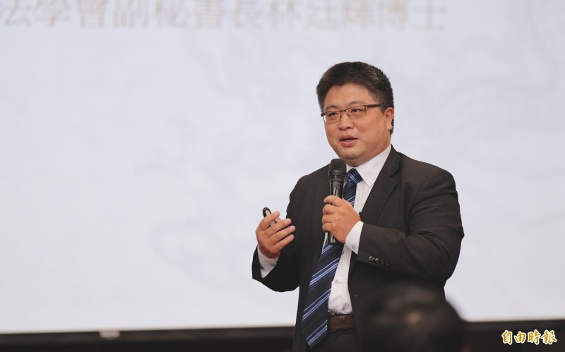 台灣國際法學會副秘書長林廷輝指出,過去20多年來,中國積極布局國際組織,爭取擔任要職,不僅影響台灣參與,也威脅國際秩序、改寫國際規範。(資料照,記者黃欣柏攝)