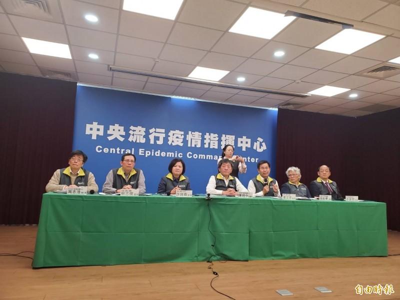 針對台北市長柯文哲的爆料,衛福部長陳時中表示將依法處置。(記者林惠琴攝)
