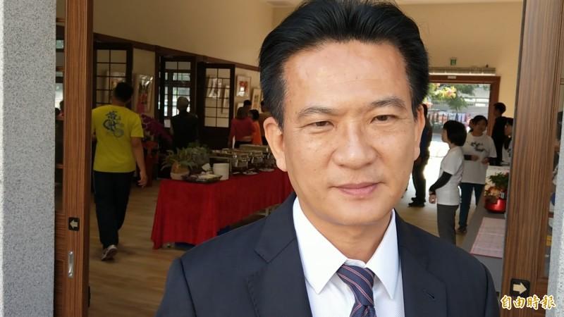 民進黨立委林俊憲也不滿表示,周錫瑋是對疫情完全在狀況外的無知!(資料照)