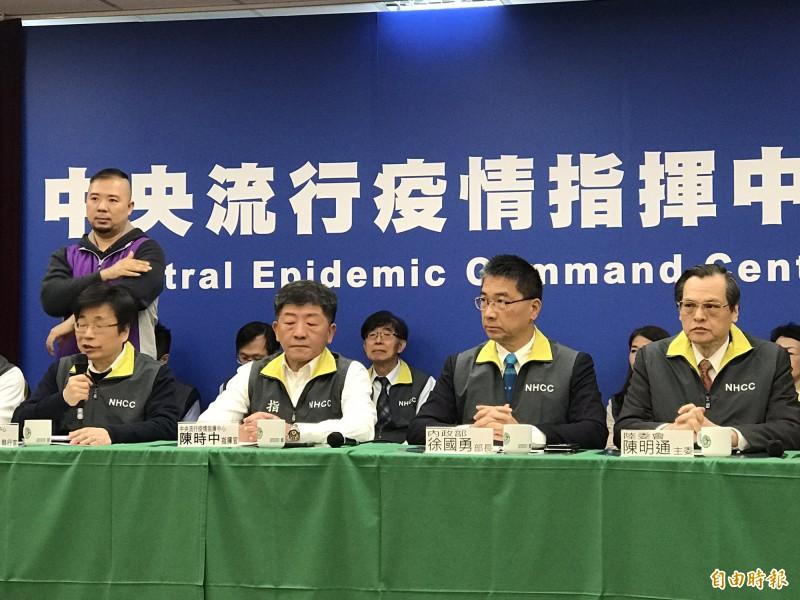 防疫再升級!中國人全面禁止入境