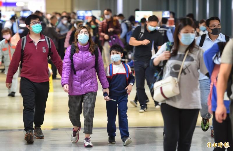 陸委會今起將中國旅遊警示燈號調升為「紅色」,建議國人不宜前往,國內各大旅行社已取消前往中國的旅遊團。(資料照)