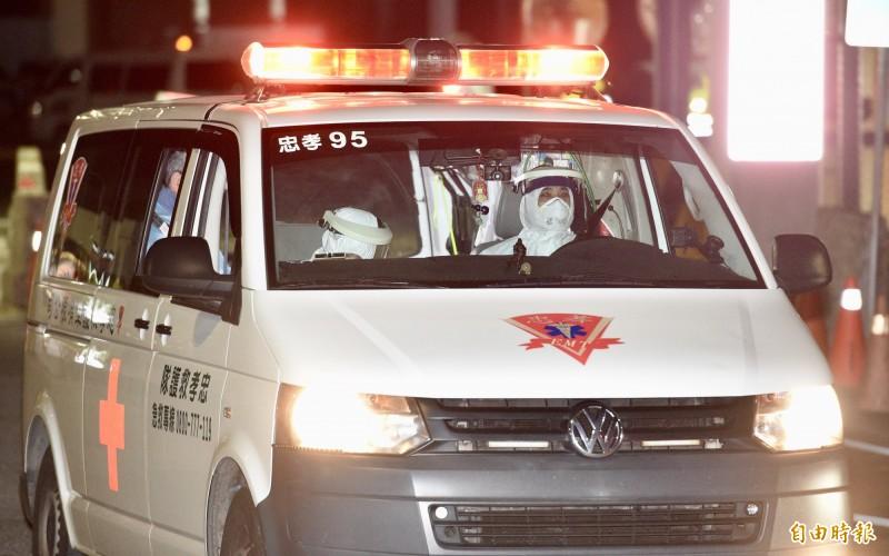 247名中國武漢台商返台後,目前正在3處檢疫所隔離,其中2人出現呼吸道症狀已後送就醫。(資料照)