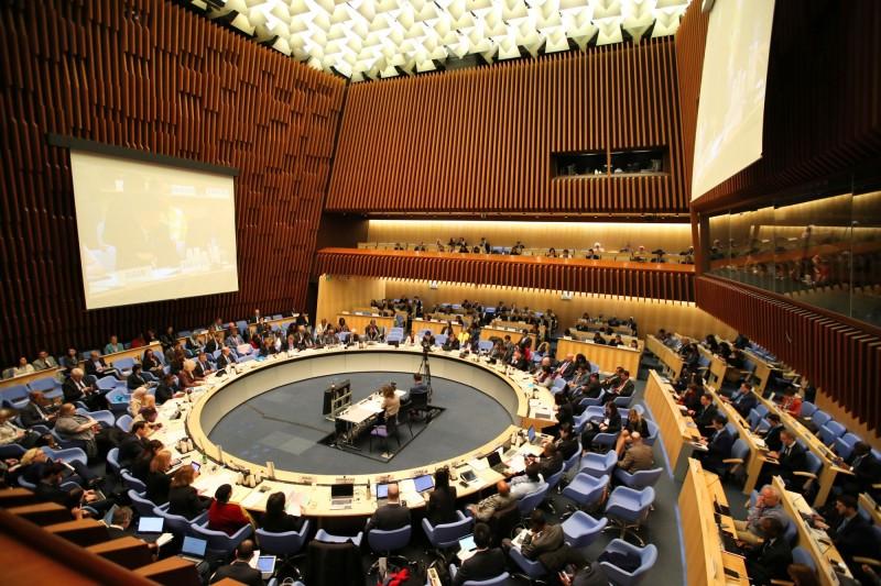 世界衛生組織(WHO)排除台灣參與,美日歐盟及友邦接力在世衛執委會上為台灣發言。(路透)