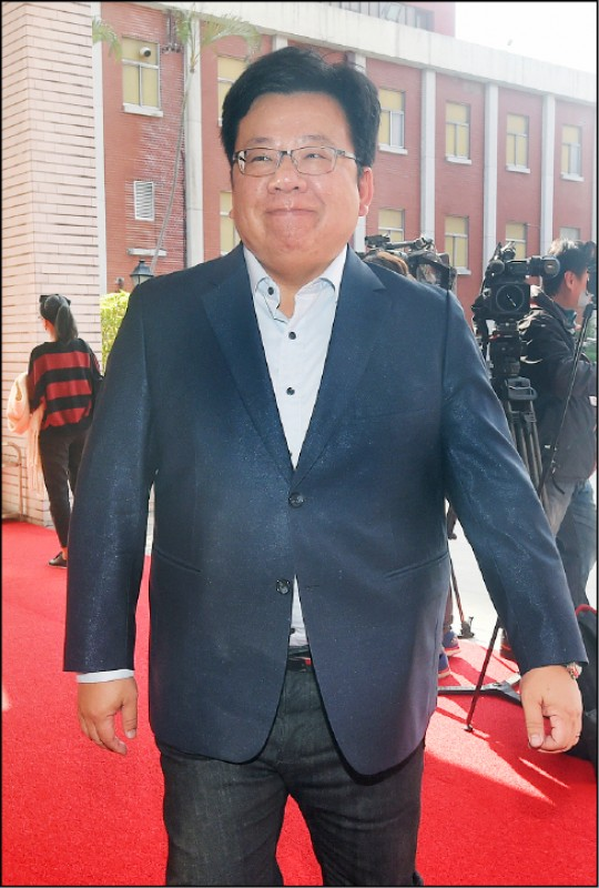 總統府昨日表示,蔡英文總統將任命前立委李俊俋出任總統府副秘書長。(資料照)