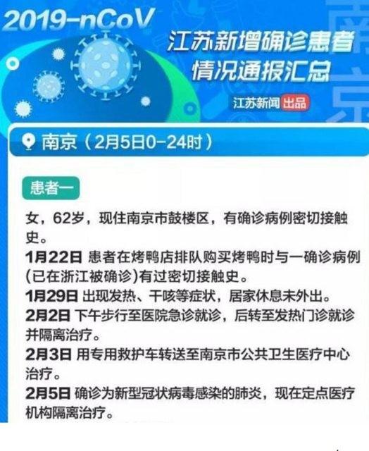 一名中國婦人1月22日在烤鴨店排隊購買烤鴨時,與另一名確診病例(隨後已經在浙江確診)有過密切接觸史,事後被確診出感染武漢肺炎。(圖擷取自微博)
