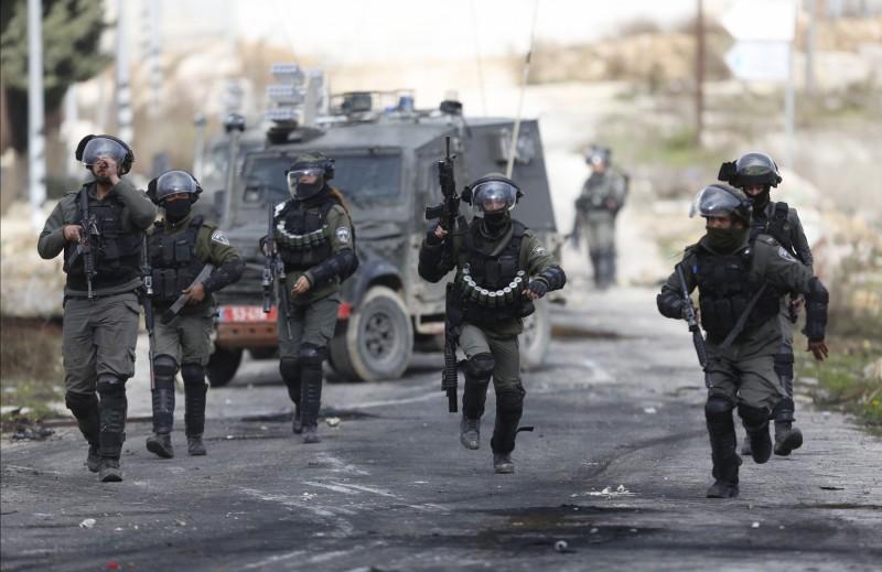 以色列與巴勒斯坦的衝突近日造成至少4人死亡,數十人受傷,美國總統川普所提出的「中東和平計畫」形同虛設。(美聯社)