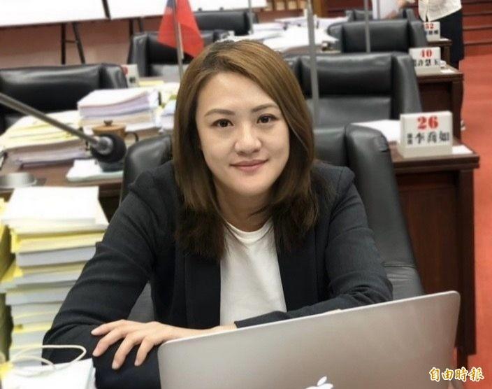 高雄市議員高閔琳指市長韓國瑜屢做錯誤示範。(資料照)