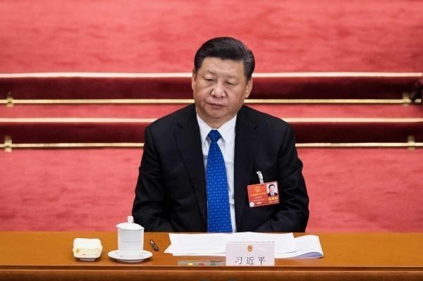 新型冠狀病毒引發的肺炎疫情持續延燒,據傳北京其實早有紀委染病死亡,中國國家主席習近平更早就不在中南海辦公。(資料照,法新社)