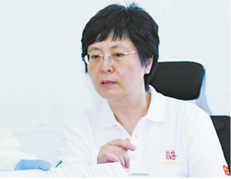 解放軍女少將陳薇奉命率領團隊進駐武漢實驗室。(圖:取自中國軍網)