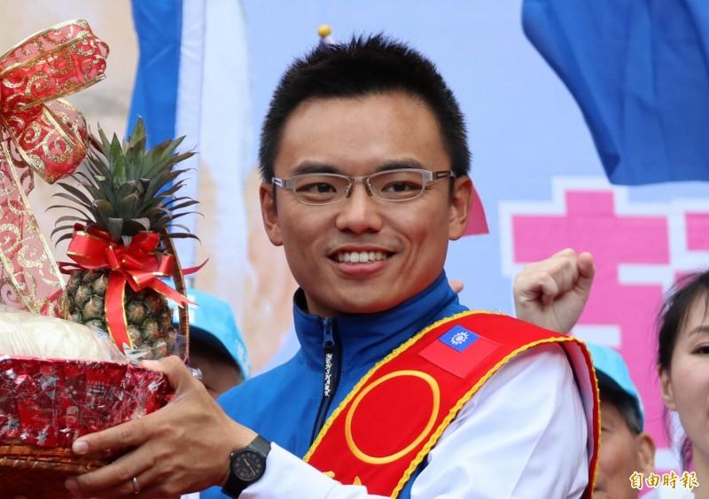 國民黨立委洪孟楷。(資料照)
