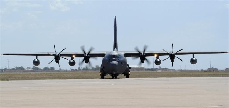 美軍MC-130J多用途軍機。(翻攝自美國空軍網站)