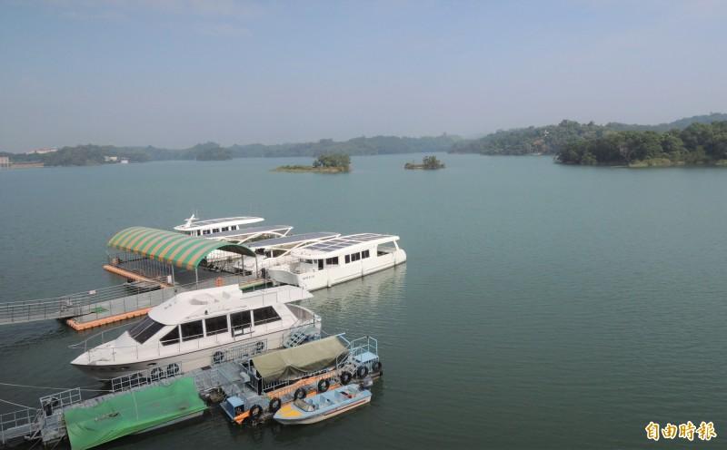 今年是嘉南大圳與烏山頭水庫開工滿百年。(記者楊金城攝)